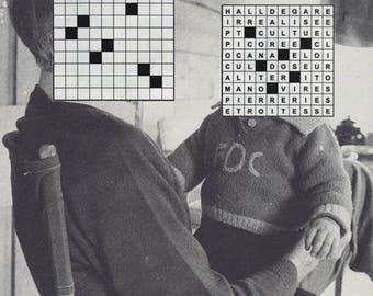 Cross (original collage)