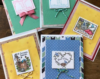 Occasion Cards Set of 5