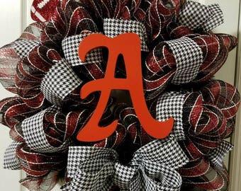 Alabama Red A Wreath