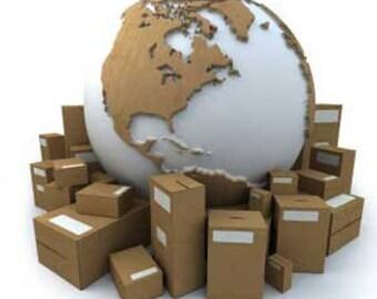 International Shipping .