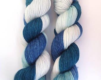 Oxygen - 100% Merino superwash - 260m / 100 g - hand dyed