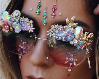 Festival pimped out sunnies