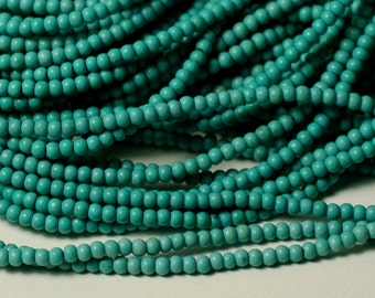 Turquoise small rondelle 2mm,  15-inch strand (item ID TRN3B)