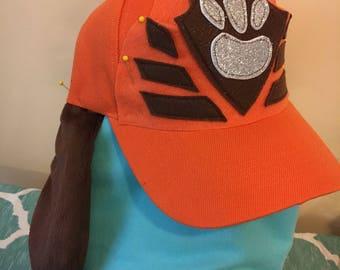 Zuma Pup inspired baseball cap
