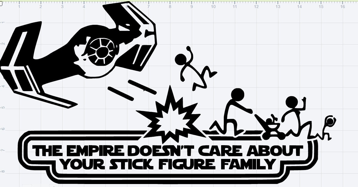 Empire Doesn T Care About Your Stick Figure Family Svg Eps