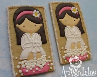 Spa Cookies - 1 dozen