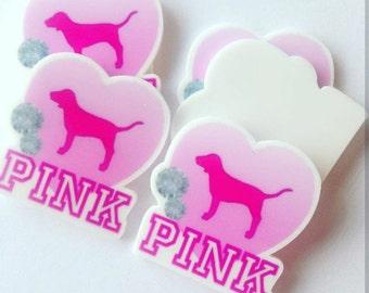 Pink planar Resin