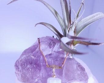 Mystics pendant necklace