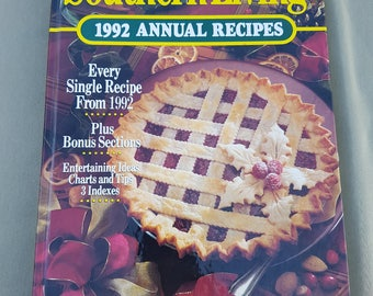 1992 Southern Living Annual Recipes