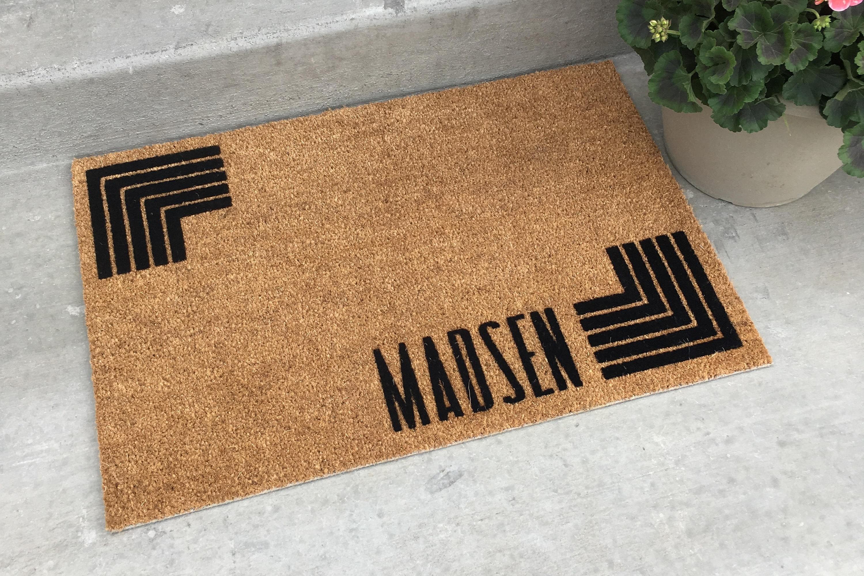 Merveilleux Doorstep Mats   Personalized Door Mat   Coir Door Mats   Contemporary Door  Mats   Personalized Gift