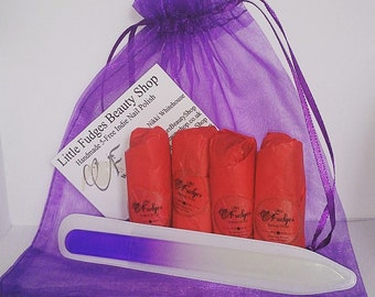 Mystery Grab Bag | 5ml, 10ml, handmade UK indie nail polish, vegan nail polish, 5-free, nail polish, indie nail polish