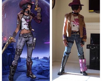 Borderlands Pre-Sequel Nisha Cosplay