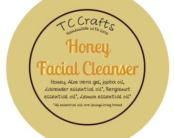 Honey Facial Cleanser