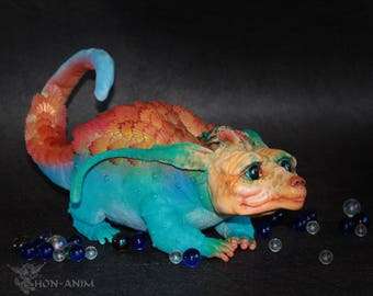Melo the Converter, from Valerian and the City of a Thousand Planets, soft toy, toys handmade