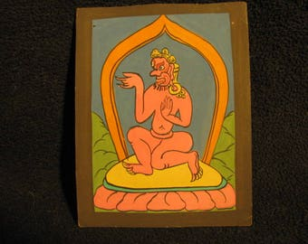 Buddhist Tantric Tsakli Ritual Cards (01)
