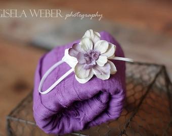 Baby Wrap SET, Newborn Wrap Set, Purple Baby Wrap Set, Purple Cheesecloth Wrap , Purple Baby Wrap, Purple Newborn Wrap, Purple Newborn Layer