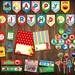 Elmo party package, Elmo Birthday, Elmo banner, Elmo bag, Elmo tag, Elmo food, Elmo water  EL_FULL