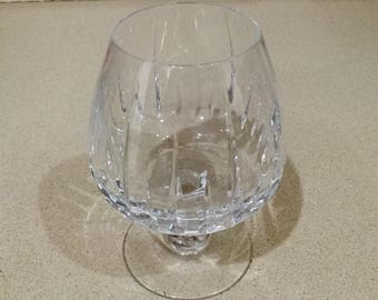 Large Crystal Cognac Snifter Balloon Glass