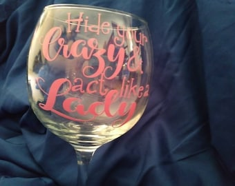 Personalized Wine glasses and Beer Steins