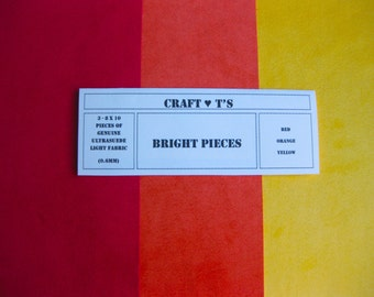 Ultrasuede Bright Package 3 - 8 x 10 Pieces