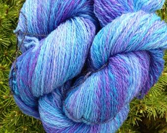 Scrumptious 19 Micron Handspun Wool Yarn