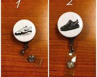 Nike Air Max & Air Force 1 Badge Reels