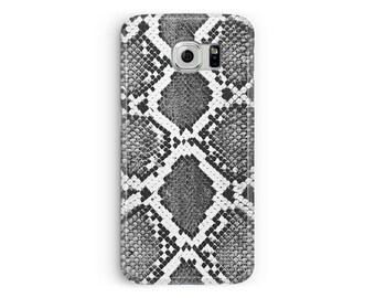 Samsung Galaxy S5 Case, Samsung Galaxy S6 Case, Snakeskin Phone Case, S5 Cover, Snakeskin Samsung Case, Pretty Phone case, Womens Phone case