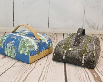 NEW! The Juniper Toiletry bag - PDF Sewing pattern