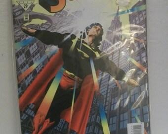1996 Superman #114  Superman Vs Braniac Identity Crisis Part 4 of 4  VF-NM Unread Vintage DC Comic Book