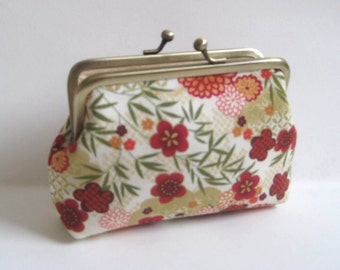 Medium Coin Purse. Kiss Lock Coin Purse. Change Purse. Frame Coin Purse. Asian Flowers Coin Purse. Asian Coin Purse