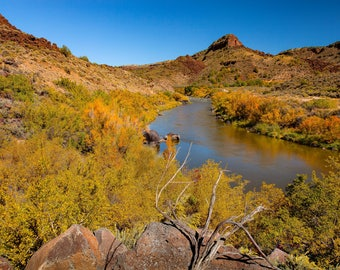 Lower Taos Canyon