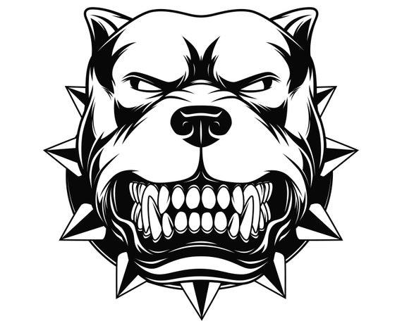 pitbull svg pitbull silhouette dog svg pitbull clipart pitbull rh etsystudio com pitbull look alike dogs pitbull lookalike