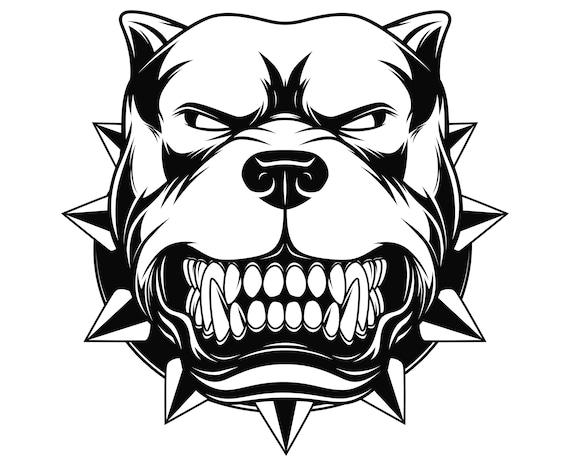 pitbull svg pitbull silhouette dog svg pitbull clipart pitbull rh etsystudio com pitbull login pitbull mascot