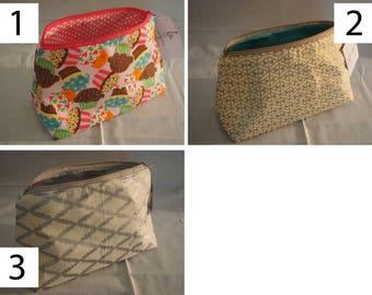 Zippy pouch