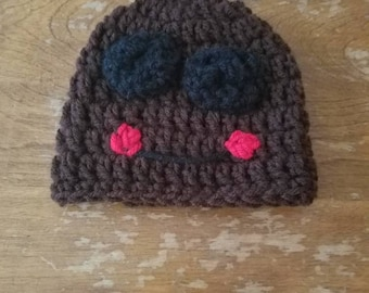 Very simple ginger bread hat