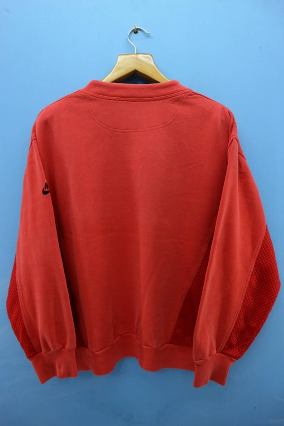 Vintage Air Jordan Nike NBA Sweatshirt Big Logo Flight Hip Basketball Hop Sport gBaUqgw