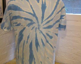 Size XL (48) ** Blue Tye Dye Shirt (Deadstock Unworn)