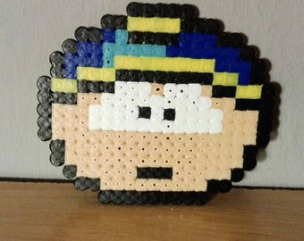 Hama Beads MIDI Cartman South Park