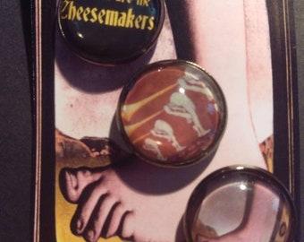 Monty Python Pin Set