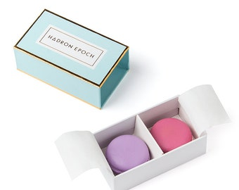Macaron Magnets Set of Two