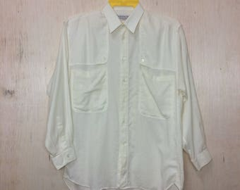 90s GIVENCHY button down shirt