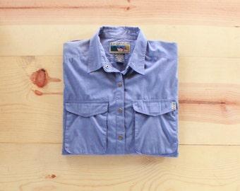 Lavender Ex Officio Technical XL Women's Shirt