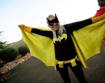 Bat Girl Cape - Custom