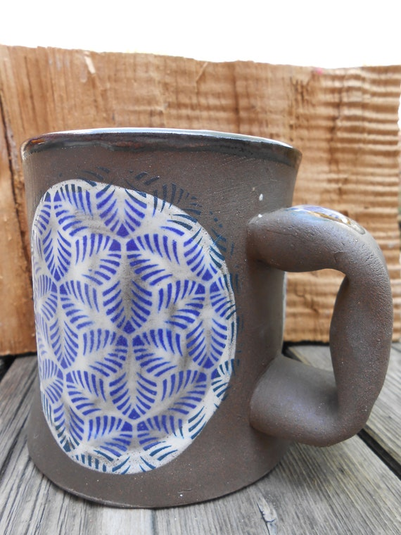 Full Moon Large Ceramic Mug