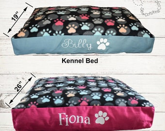 """30"""" Personalized Pet Bed"""
