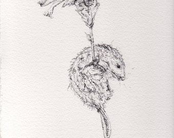 The Mouse's Bouquet