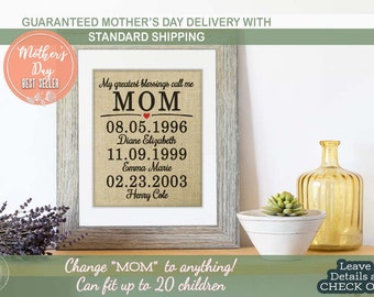 Mothers Day Gift Mothers Day Gift for Mother in Law Mothers Day from Daughter Mothers Day Gift for Mom Mothers Day Gift Ideas Mom Gift MOB
