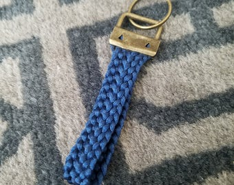 Hand Braided Keychain