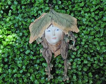 Leafy Green Woman