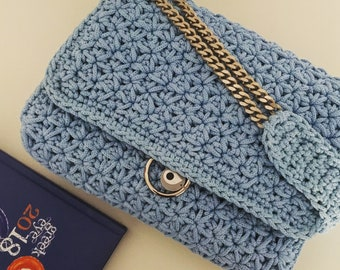 Mati Bag in Baby Blue
